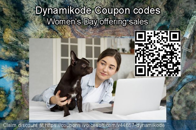 Dynamikode Coupon code for 2020 College Student deals