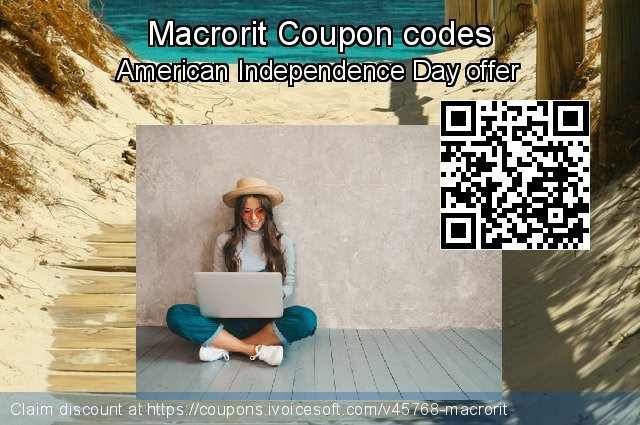 Macrorit Coupon code for 2021 Kiss Day