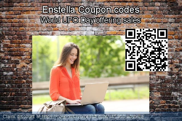 Enstella Coupon code for 2019 Happy New Year