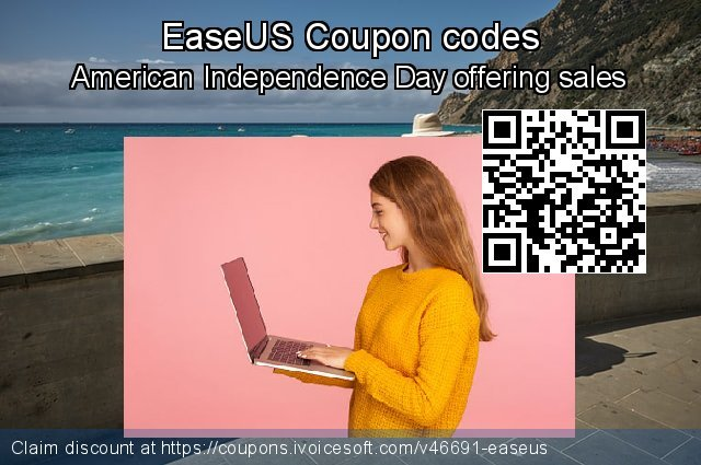 EaseUS Coupon code for 2019 Spring