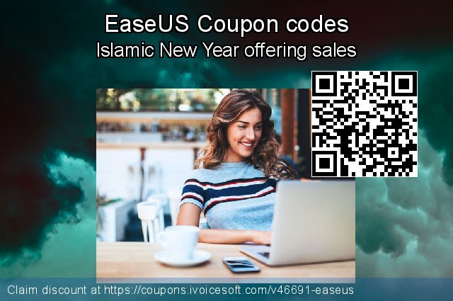 EaseUS Coupon code for 2019 Back to School season