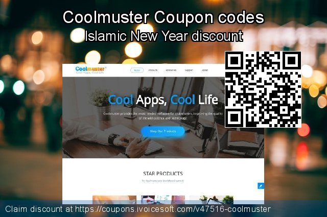 Coolmuster Coupon code for 2019 University Student deals