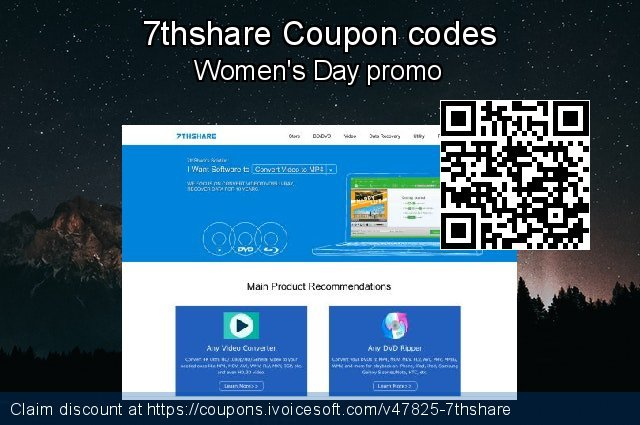 7thshare Coupon code for 2019 Summer