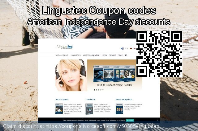 Linguatec Coupon code for 2020 Halloween