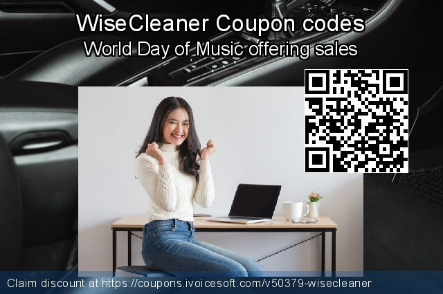 WiseCleaner Coupon code for 2020 July 4th