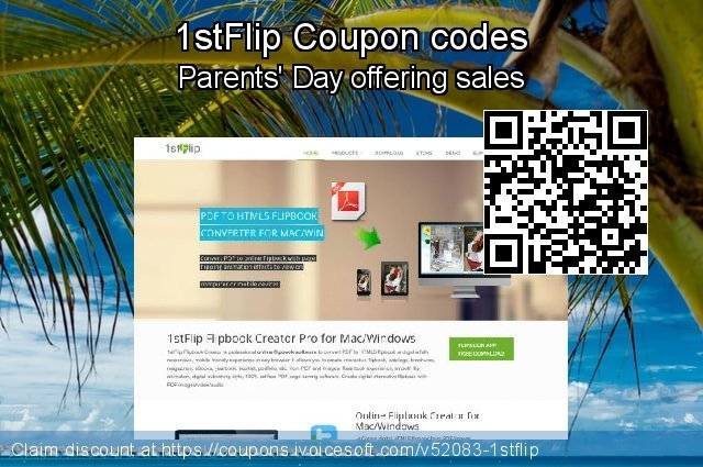 1stFlip Coupon code for 2020 Valentines Day