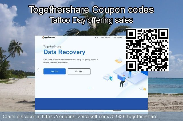 Togethershare Coupon code for 2021 Working Day