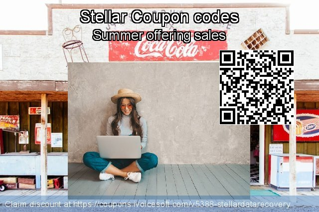 Stellar Coupon code for 2020 Summer
