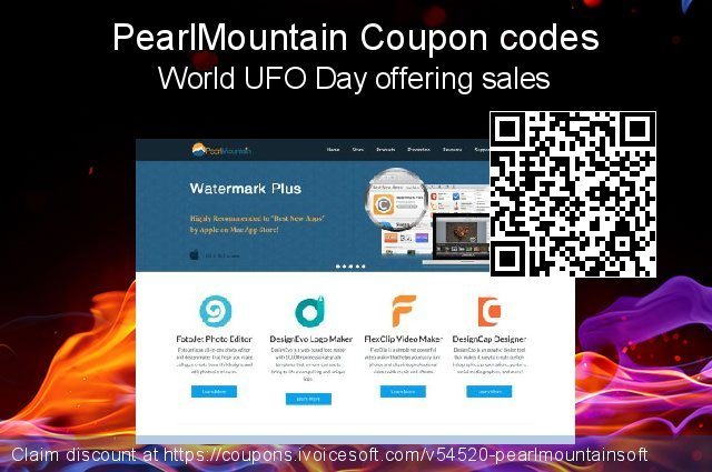 PearlMountain Coupon code for 2021 Women Day