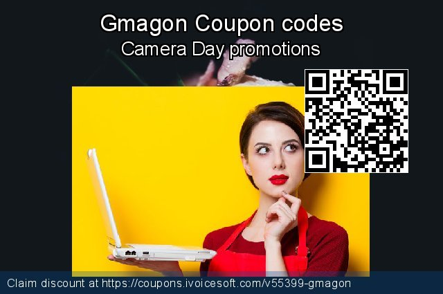 Gmagon Coupon code for 2020 New Year