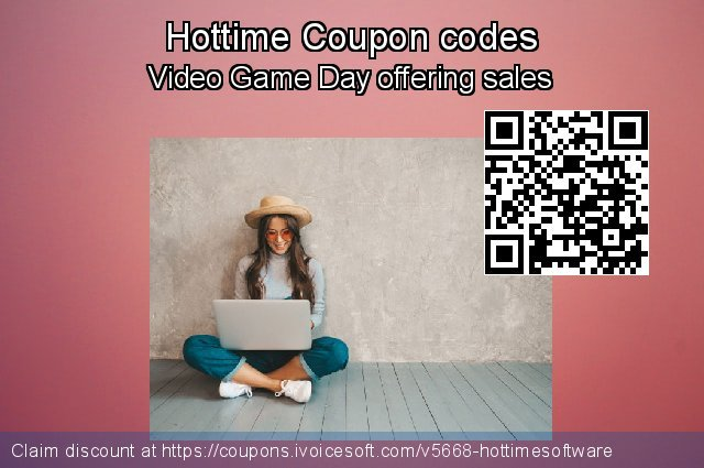 Hottime Coupon code for 2021 Mother Day