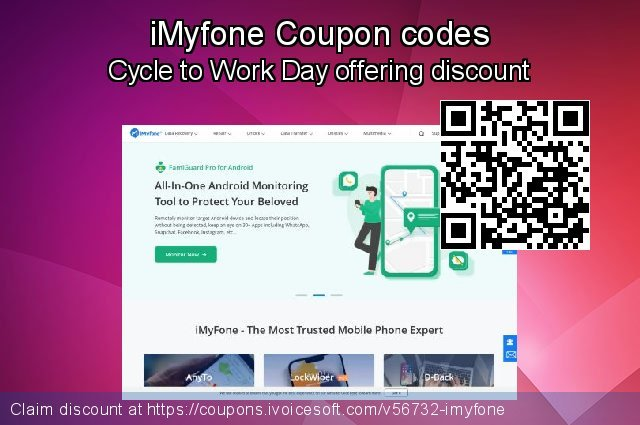 iMyfone Coupon code for 2021 April Fools' Day