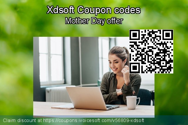 Xdsoft Coupon code for 2020 January