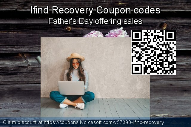 Ifind Recovery Coupon code for 2019 Summer
