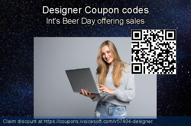 Designer Coupon code for 2021 Wildlife Day