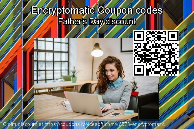 Encryptomatic Coupon code for 2018 New Year's Day