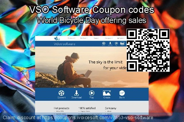 VSO Software Coupon code for 2019 Halloween