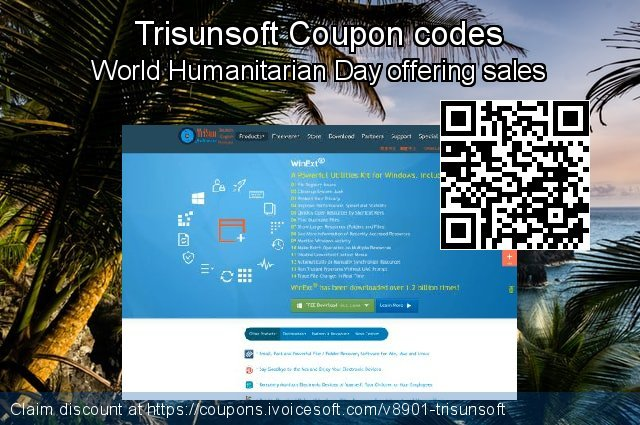 Trisunsoft Coupon code for 2021 Programmers' Day