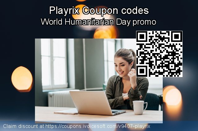 Playrix Coupon code for 2019 Women Day