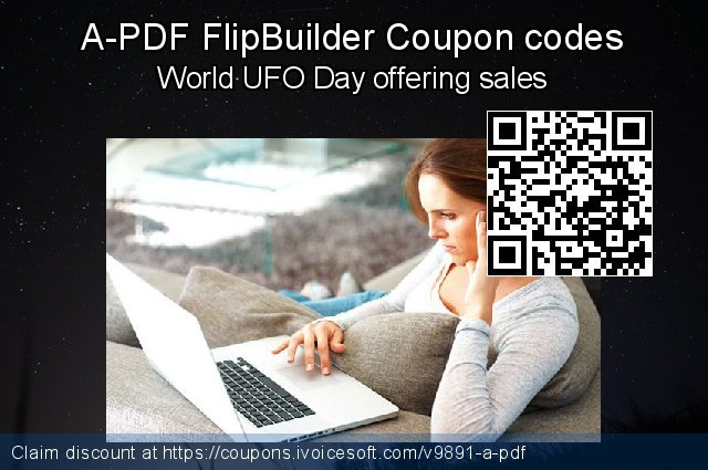 A-PDF FlipBuilder Coupon code for 2021 Spring