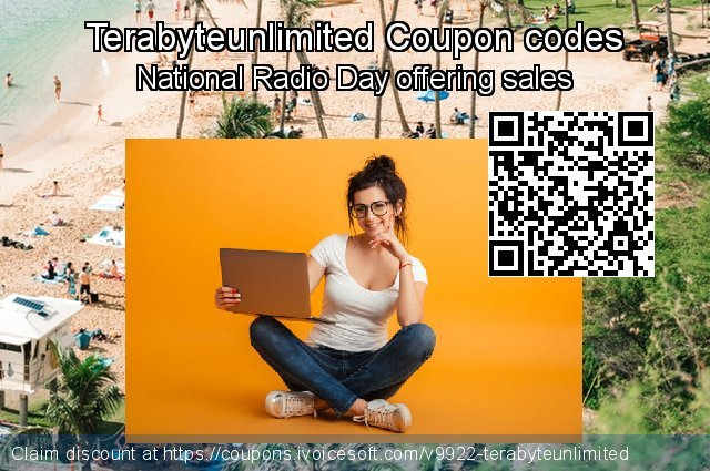 Terabyteunlimited Coupon code for 2019 Labour Day