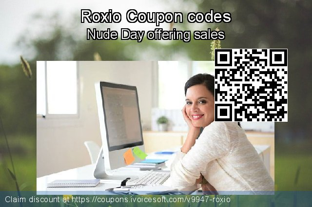 Roxio Coupon code for 2021 Spring