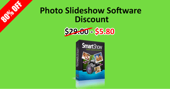 SmartSHOW discount coupon code